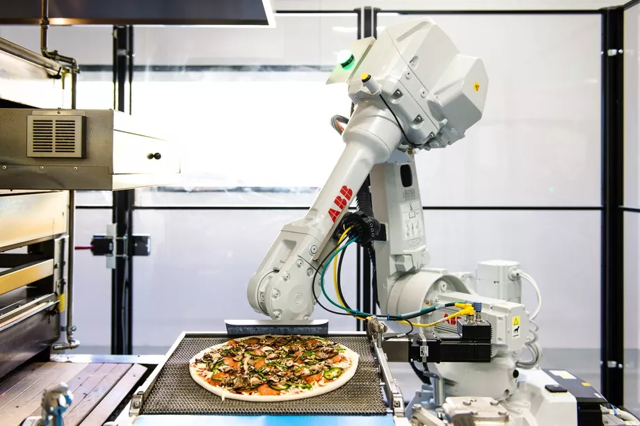Business Insider: Zume's robot pizzeria could be the future of workplace automation
